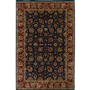 Rohan Area Rug - Midnight Blue