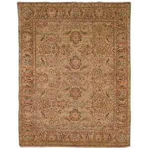 "Hand Knotted Chinese ""Old World Collection"" Rug"